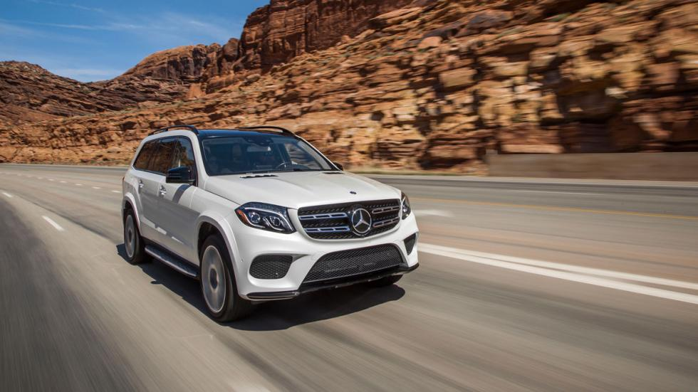 Mercedes GLS 550 coches usa