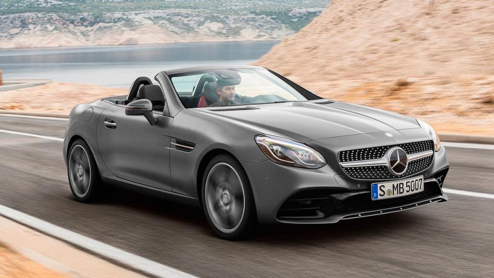 Mercedes SLC 2017 (IV)