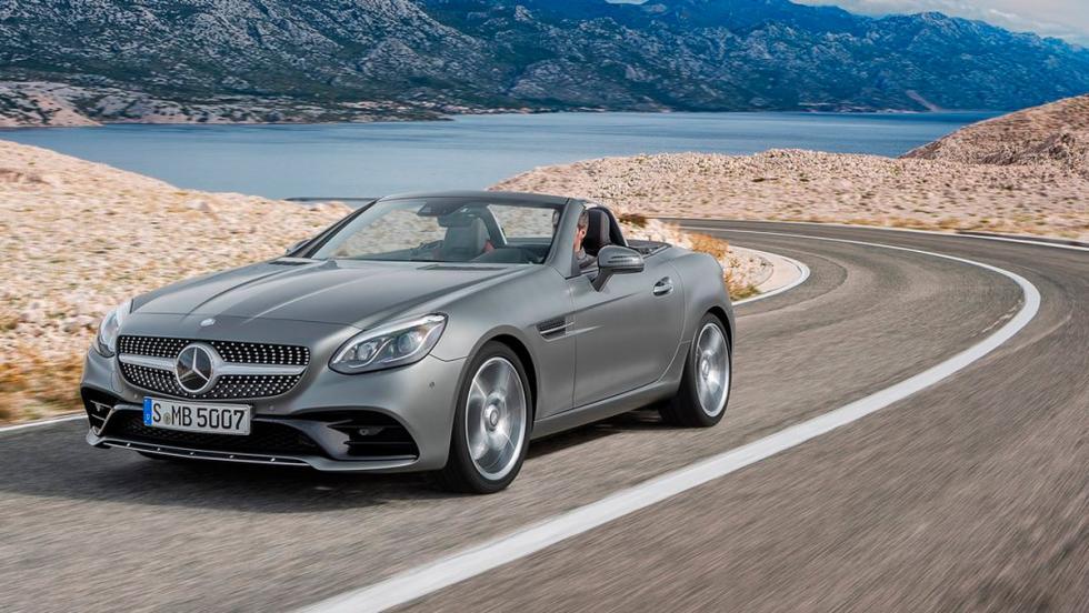 Mercedes SLC 2017 (V)
