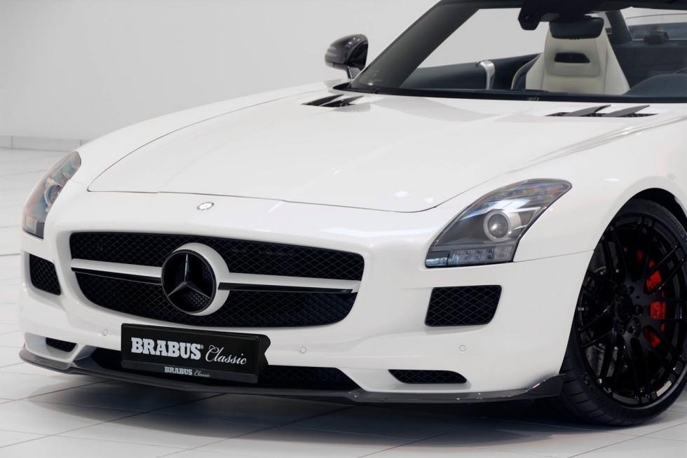 Mercedes SLS Roadster Brabus