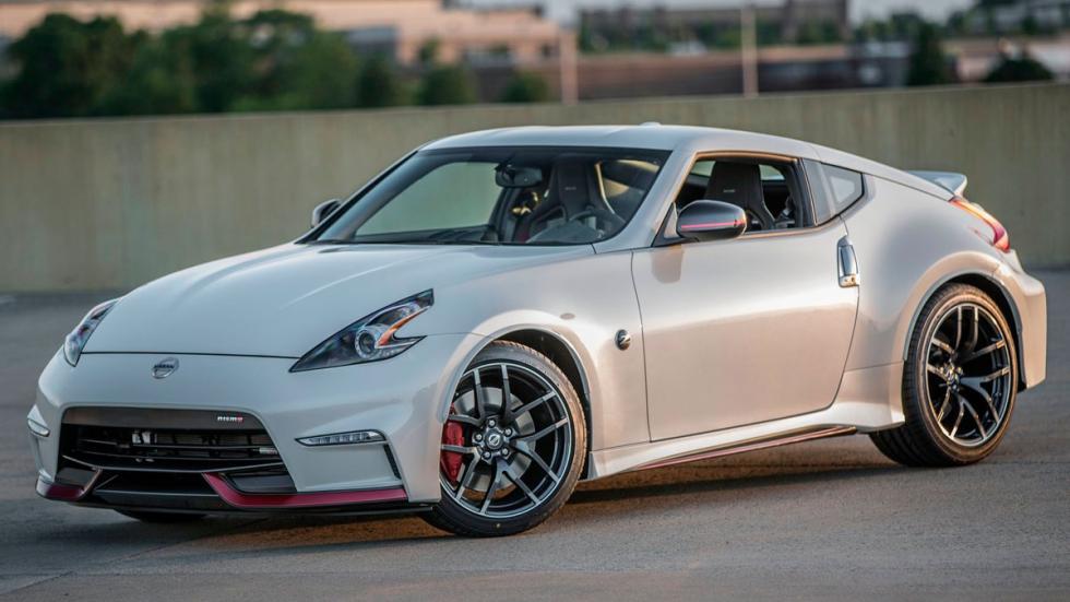 Nissan 370Z nismo coches nuevos antiguos