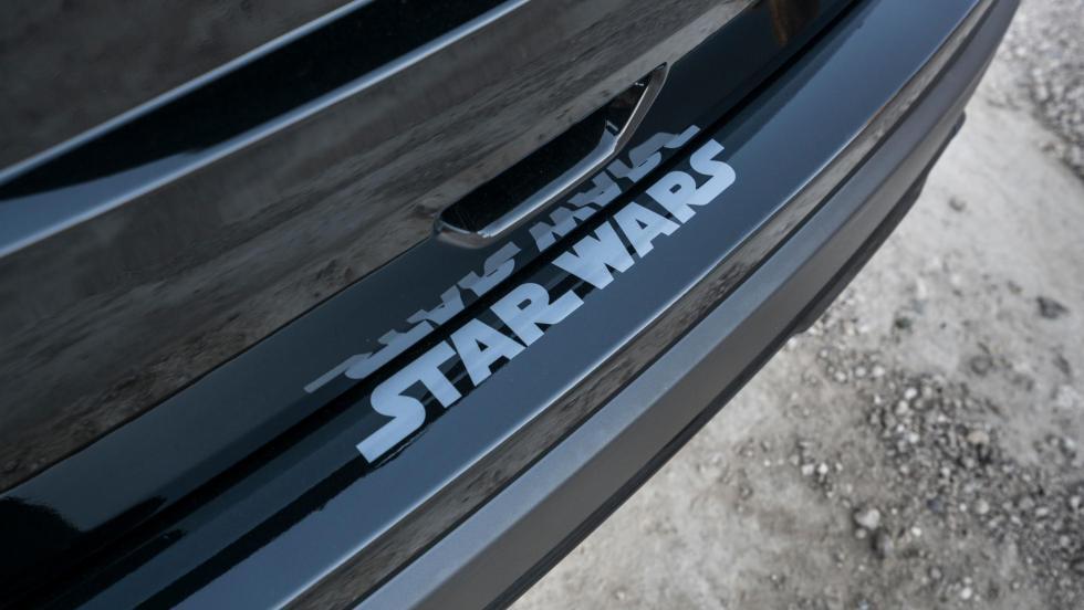 Nissan Rogue One Star Wars limited nueva york prototipo