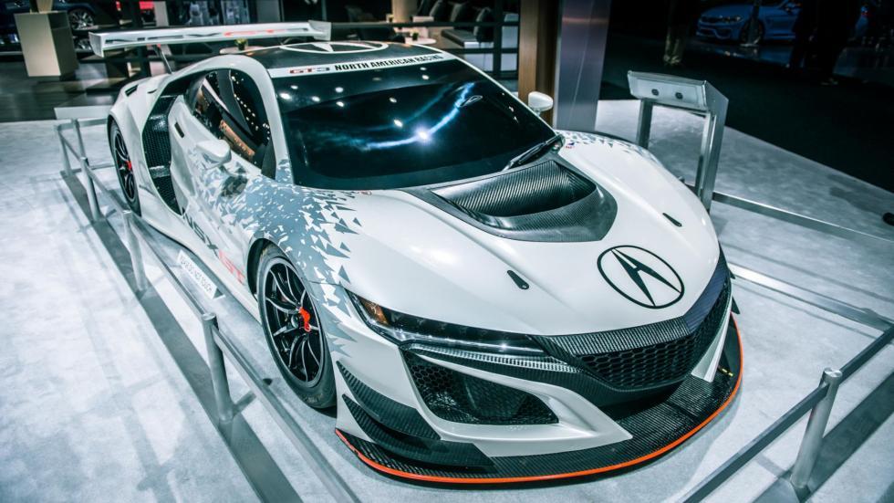 NSX GT3 de carreras