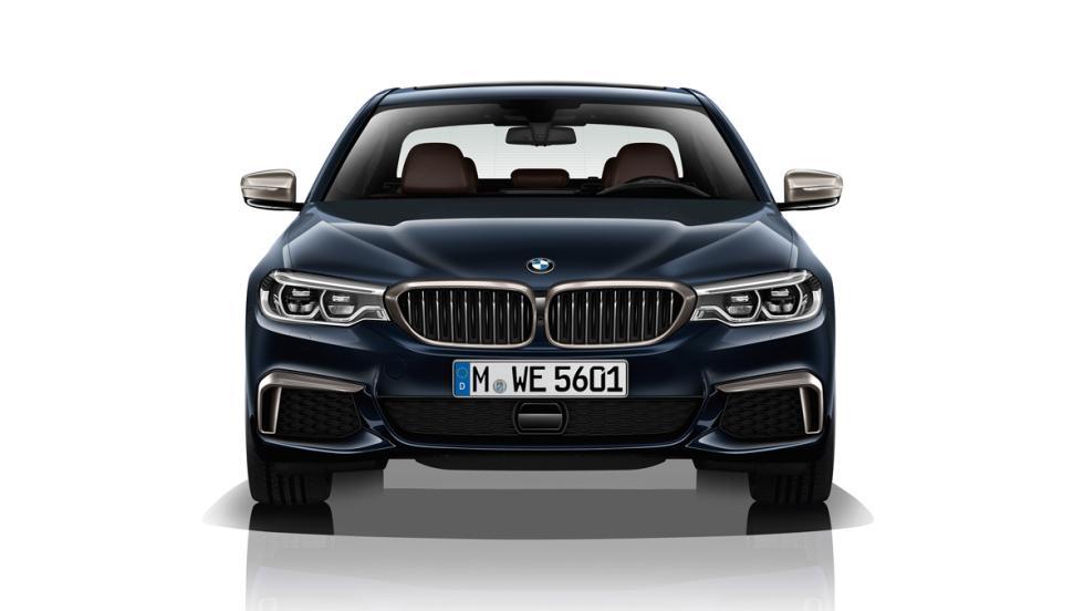 Nuevo BMW M5 xDrive (II)