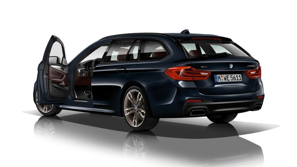 Nuevo BMW M5 xDrive (IV)