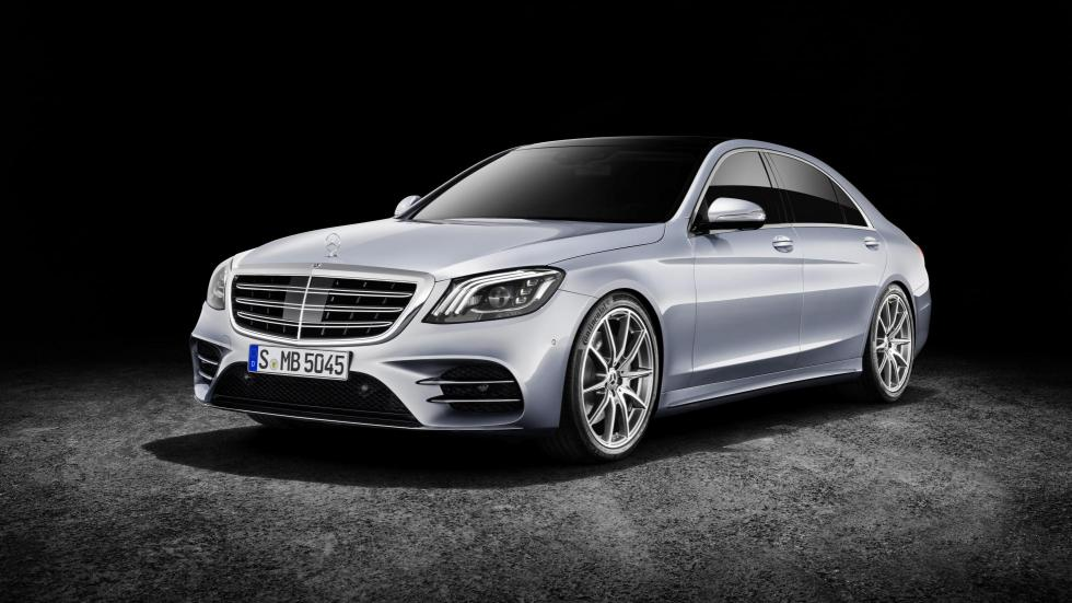 Nuevo Mercedes Clase S 2017 (I)