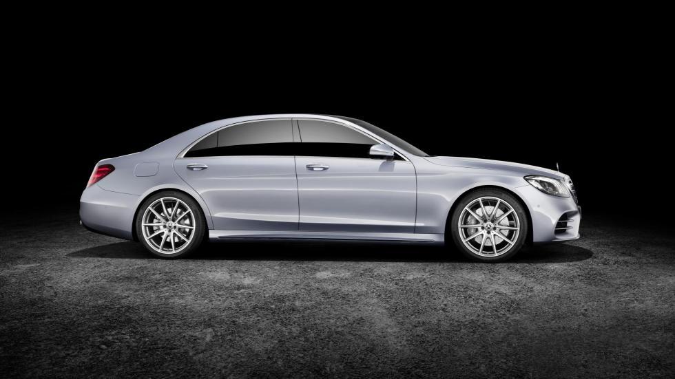 Nuevo Mercedes Clase S 2017 (III)