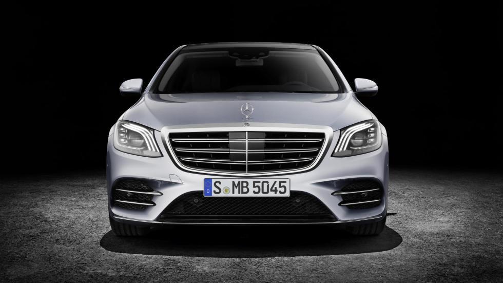Nuevo Mercedes Clase S 2017 (IV)