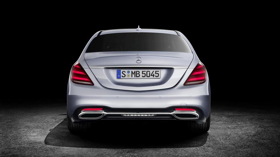 Nuevo Mercedes Clase S 2017 (V)