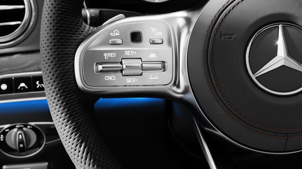 Nuevo Mercedes Clase S 2017 (VI)