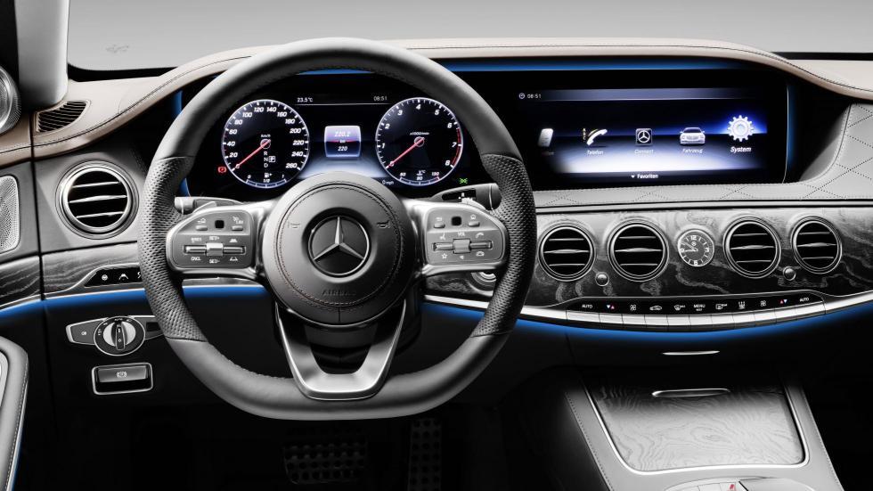 Nuevo Mercedes Clase S 2017 (VII)