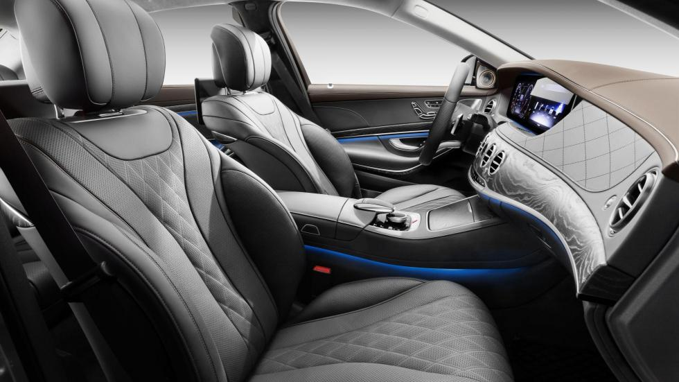 Nuevo Mercedes Clase S 2017 (VIII)
