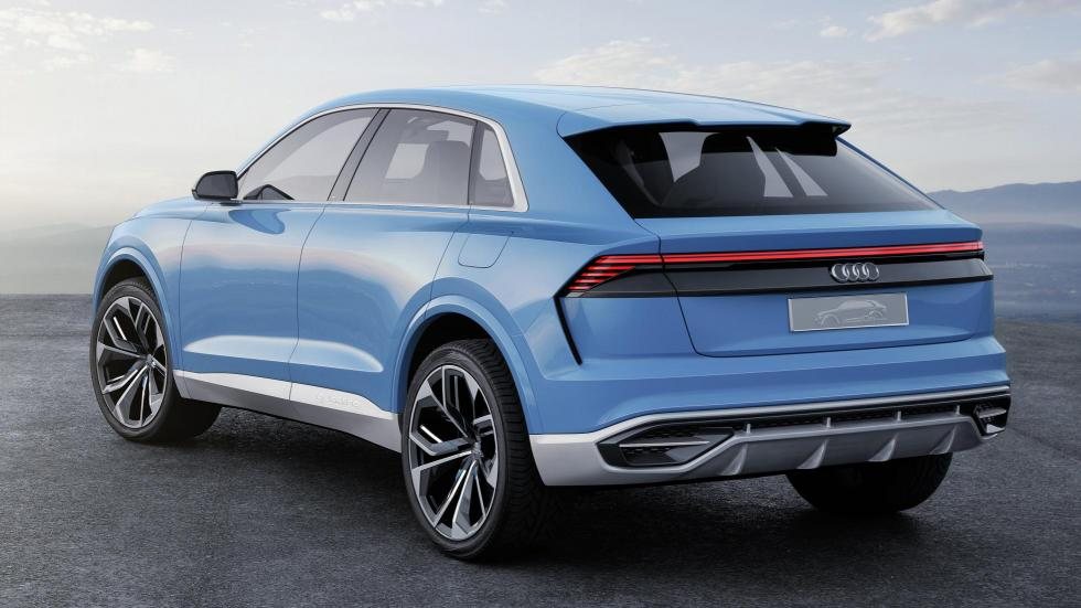 Nuevos SUV de Audi: Audi Q4 (II)