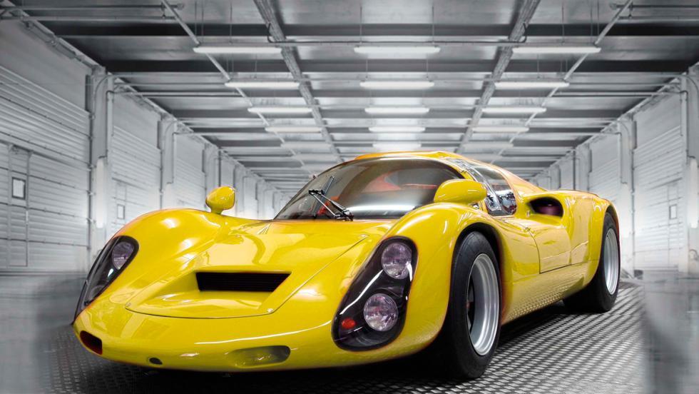 Porsche 910 eléctrico (I)