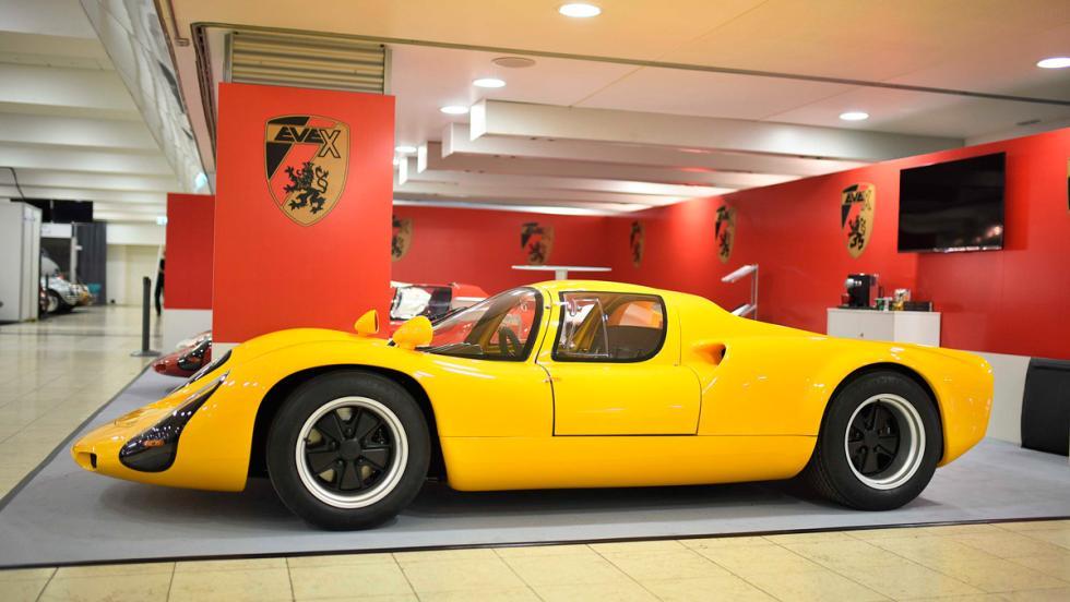 Porsche 910 eléctrico (V)