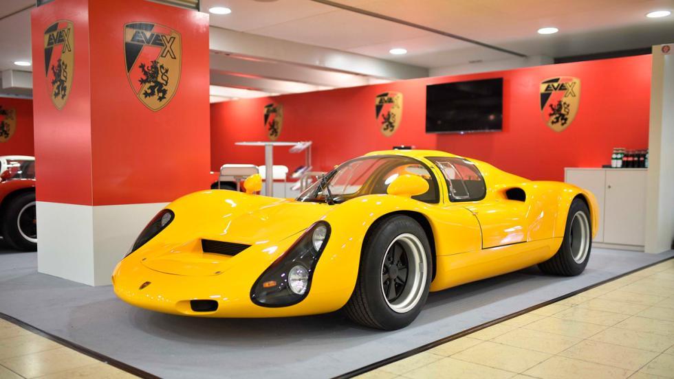 Porsche 910 eléctrico (VI)