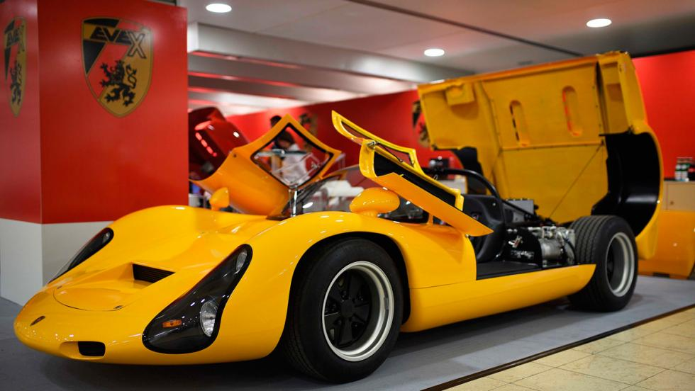 Porsche 910 eléctrico (VII)