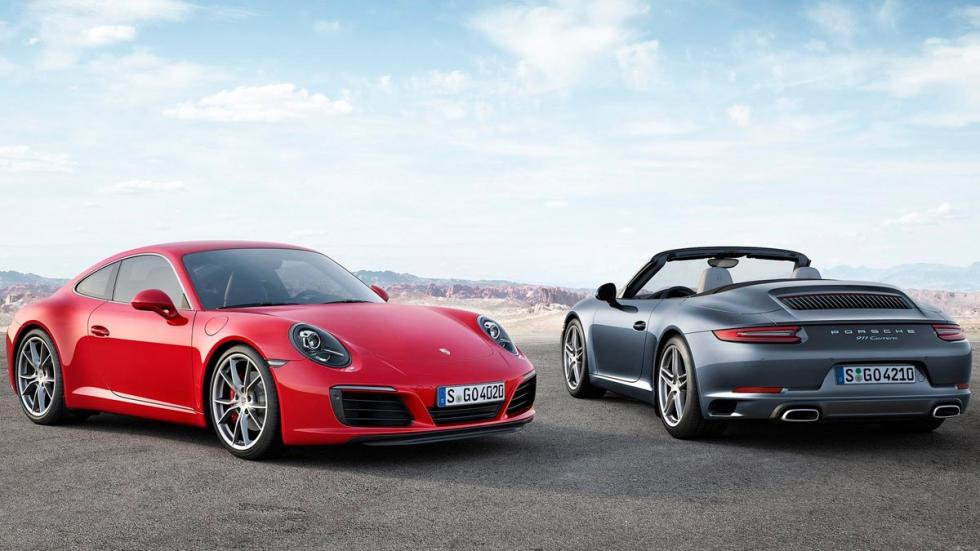 Porsche 911 2017 deportivo