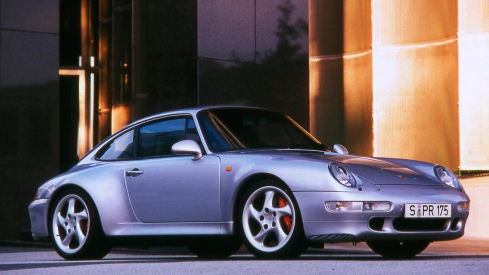 Porsche 911 993 deportivo