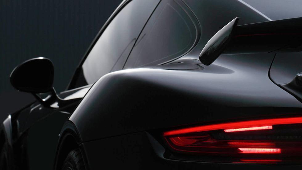 El Porsche 911 de fibra de carbono de Topcar