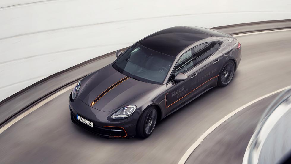 Porsche Panamera 4S Diesel de RaceChip