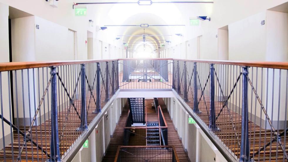 Prisiones convertidas en hoteles