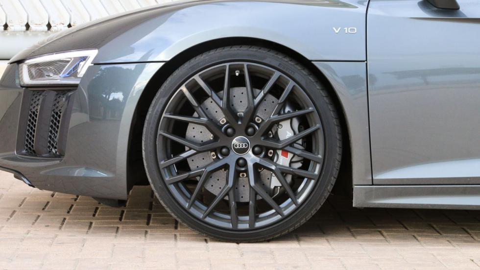 Prueba Audi R8 V10 Spyder descapotable superdeportivo deportivo