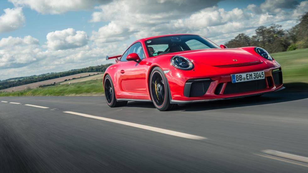 Prueba Porsche 911 GT3 (16)