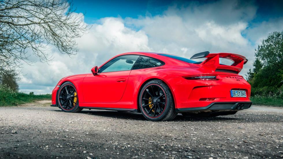 Prueba Porsche 911 GT3 (2)
