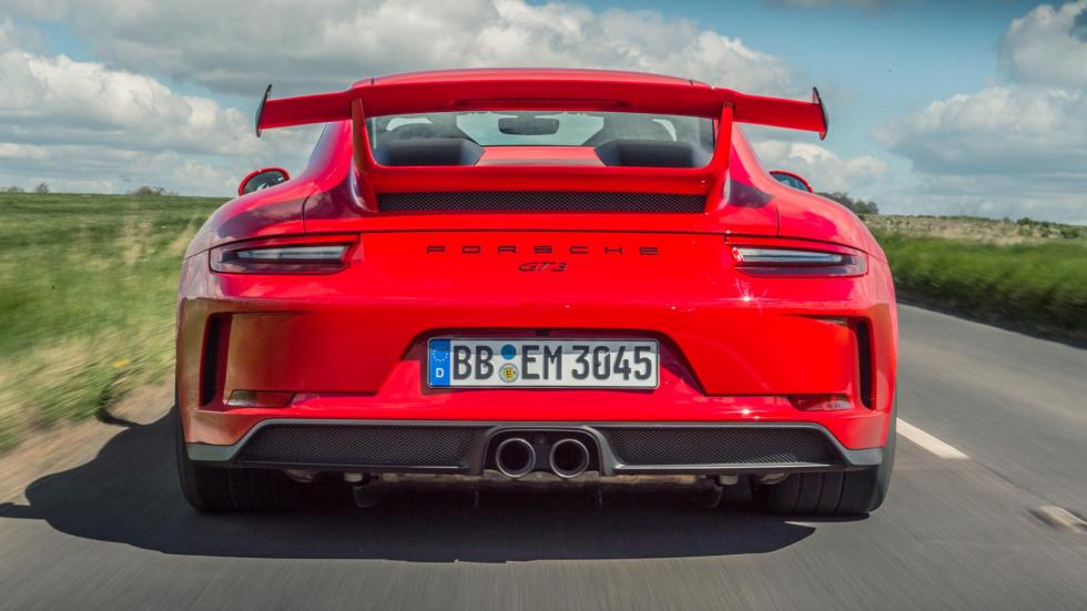 Prueba Porsche 911 GT3 (3)