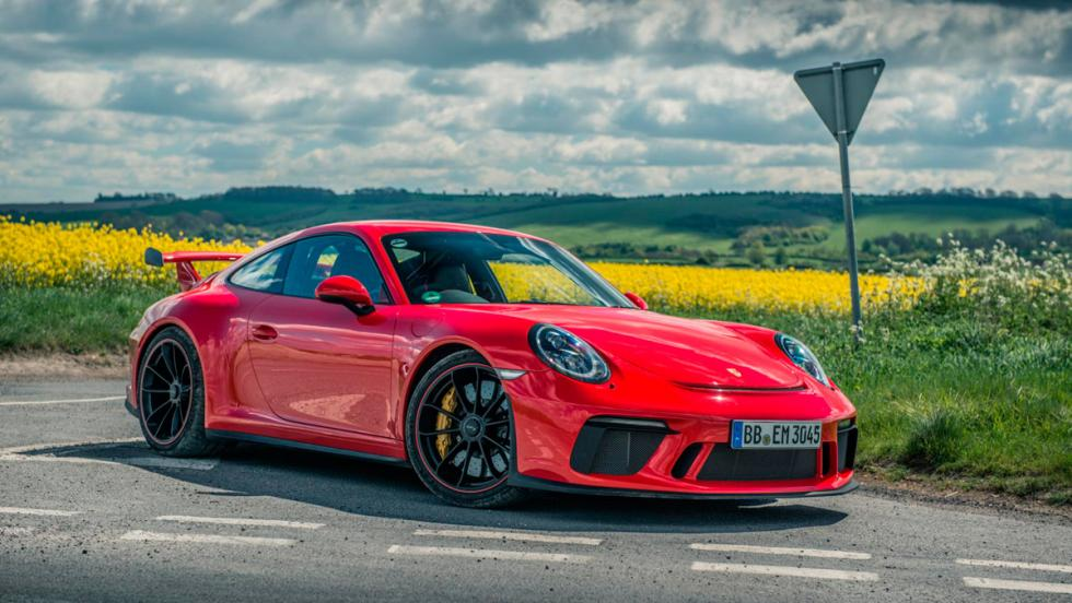 Prueba Porsche 911 GT3 (30)