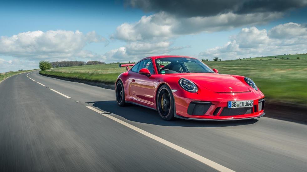 Prueba Porsche 911 GT3 (31)