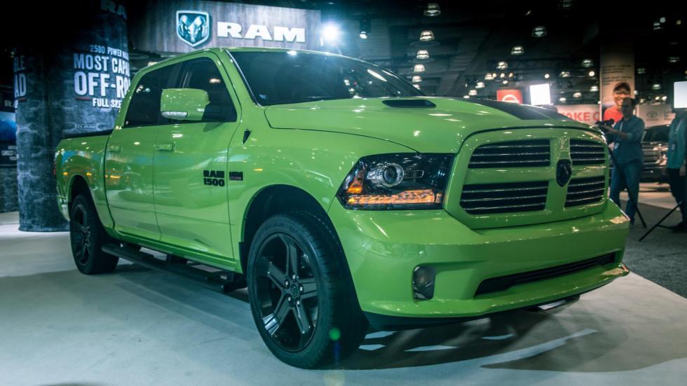 RAM 1500 Sublime Sport