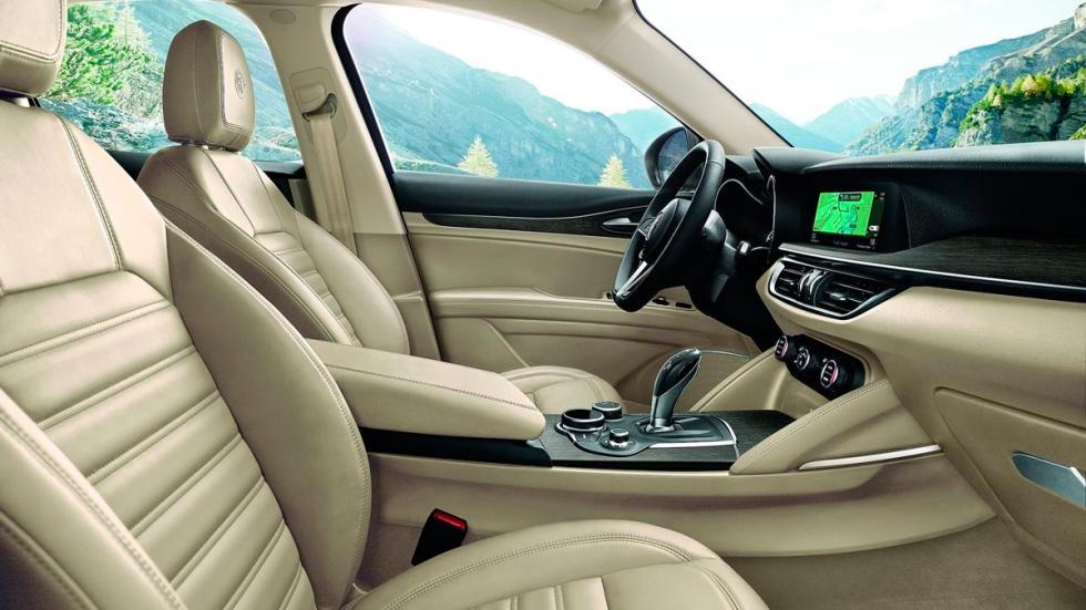 Rivales Subaru Outback: Alfa Romeo Stelvio