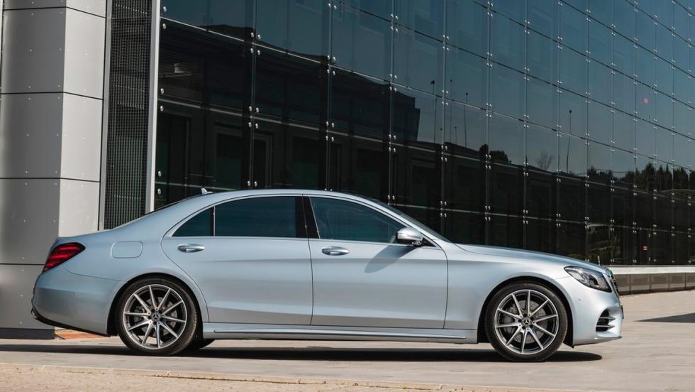 Salón de Shanghái: Mercedes-Benz Clase S 2017