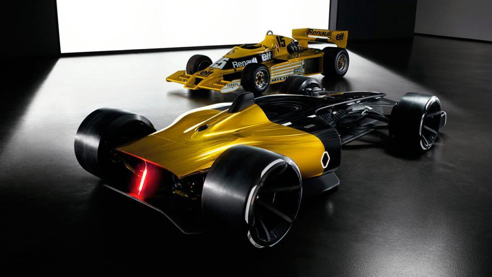 Salón de Shanghái: Renault RS 2027 Vision Concept