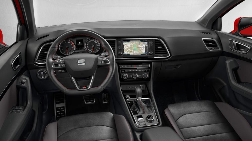 Seat Ateca FR SUV deportivo