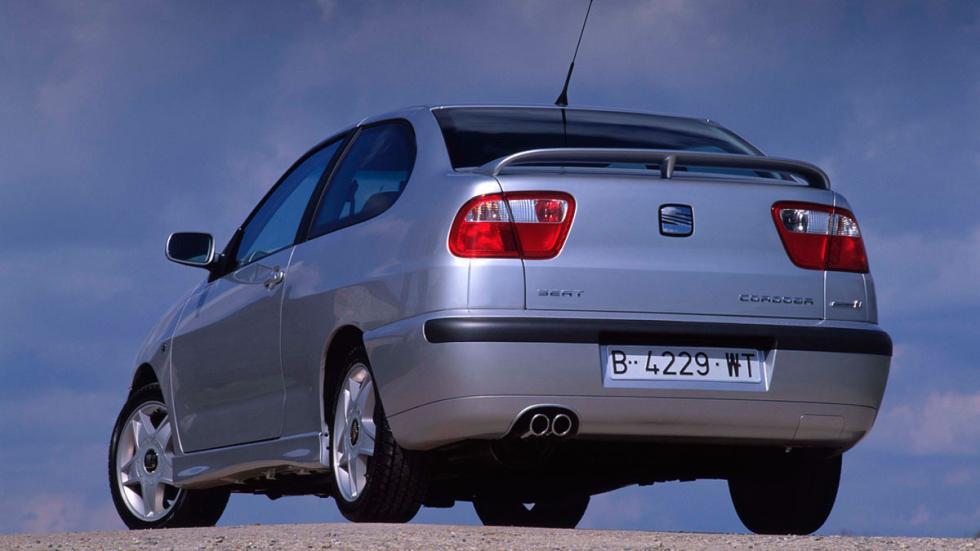 Seat Cordoba Cupra 1.8 VT trasera