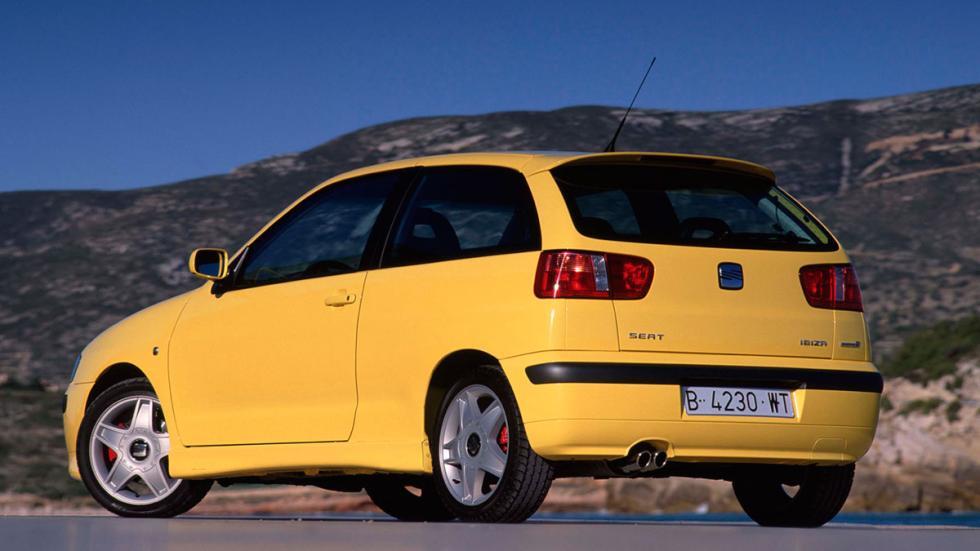 Seat Ibiza Cupra 1.8 VT trasera