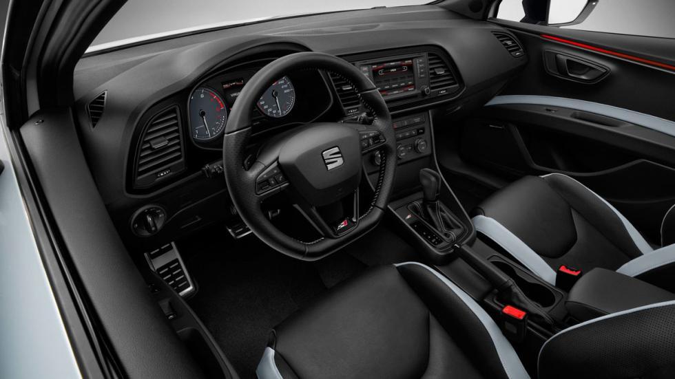 Seat León Cupra 2014 interior