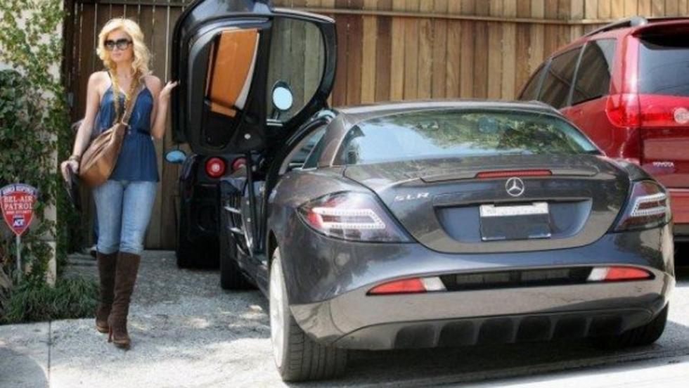 El SLR de Paris Hilton