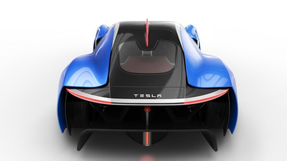 Tesla Model EXP