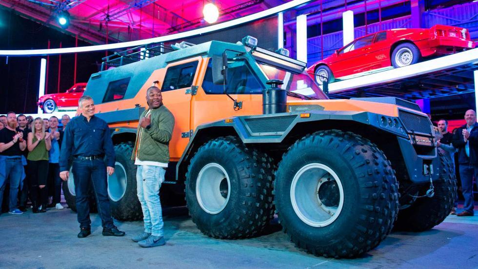 Top Gear, temporada 24, episodio 7, 2017 (XII)