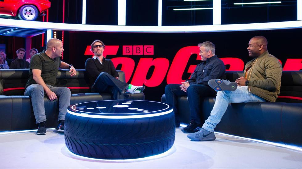 Top Gear, temporada 24, episodio 7, 2017 (XIII)