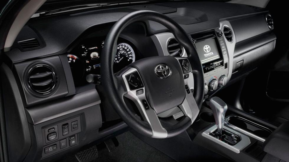 Toyota Tundra V8 coches usa