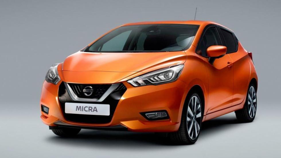 Utilitarios 2017: Nissan Micra (I)