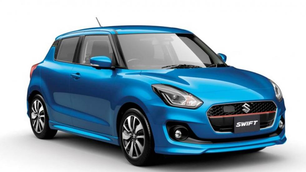 Utilitarios 2017: Suzuki Swift (I)