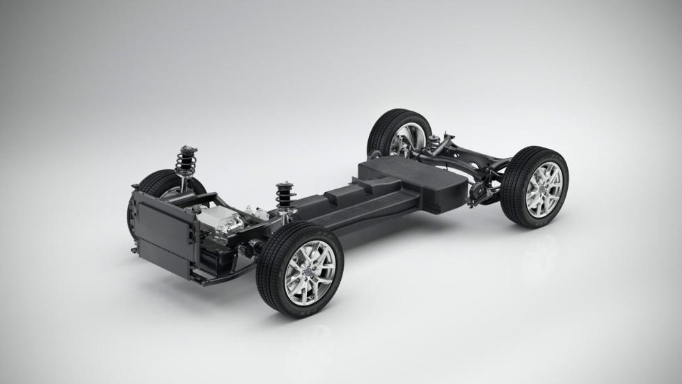 Volvo XC90 eléctrico (III)