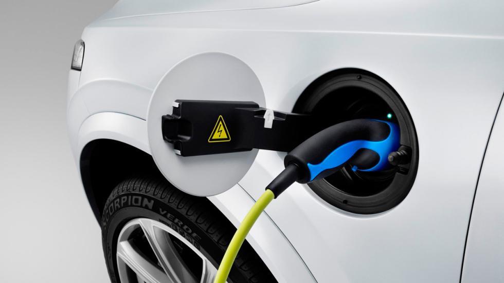 Volvo XC90 eléctrico (IV)