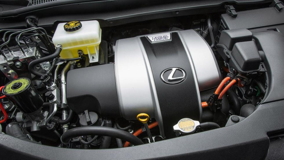 Las 5 claves del Lexus RX - Su motor es... híbrido